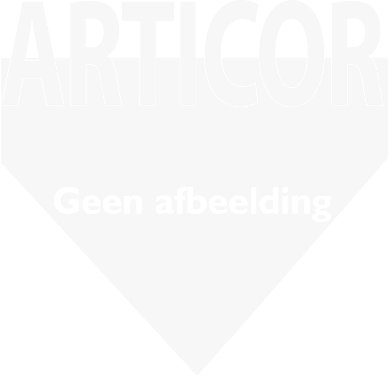Abstract Bruidspaar Wit